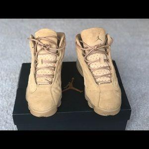 """Air Jordan 13 """"Wheat"""""""